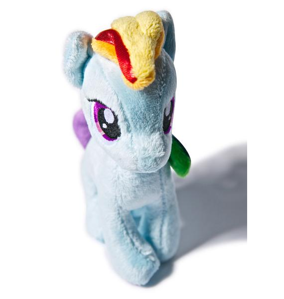 Rainbow Dash Plushy