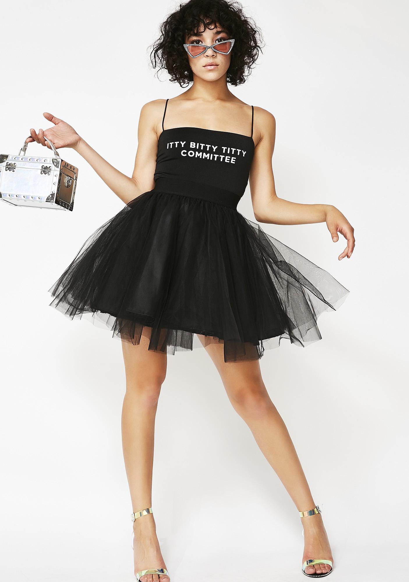 Kiki Riki Ink Champagne Mami Tutu Skirt