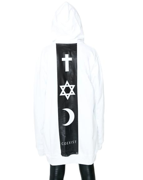 Front Patch Hoodie