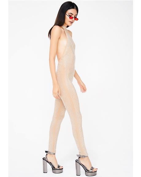 Bare Selfish Tendencies Catsuit