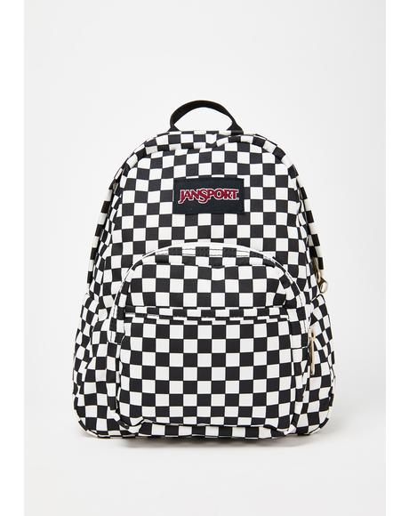 Finish Line Flag Backpack