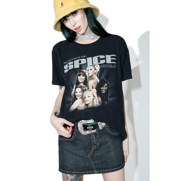 Vintage Spice Girls Tour Tee