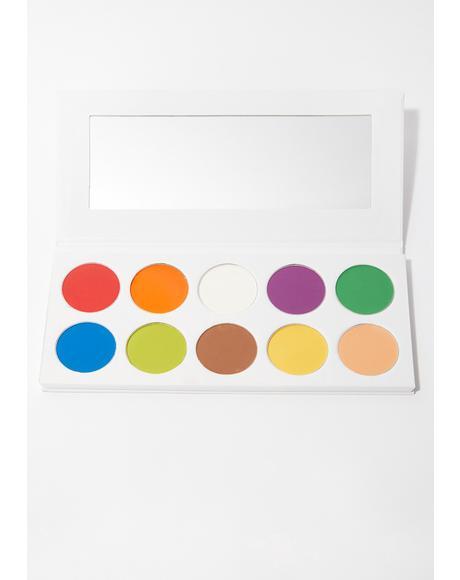 Pride Eyeshadow Palette