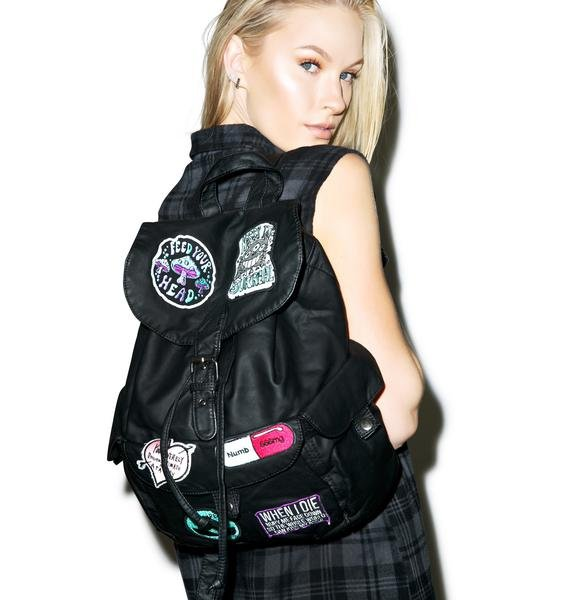 Disturbia Numb Backpack