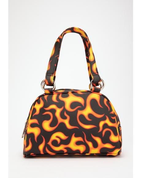 Flaming Hawt Mama Bag