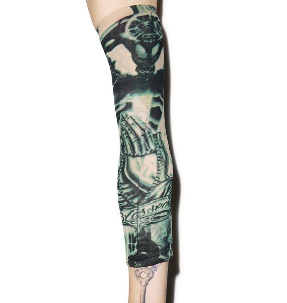 Jesus is My Homie Tattoo Sleeves
