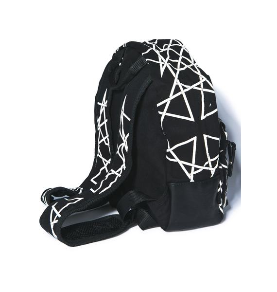Long Clothing Infinity Mini Backpack