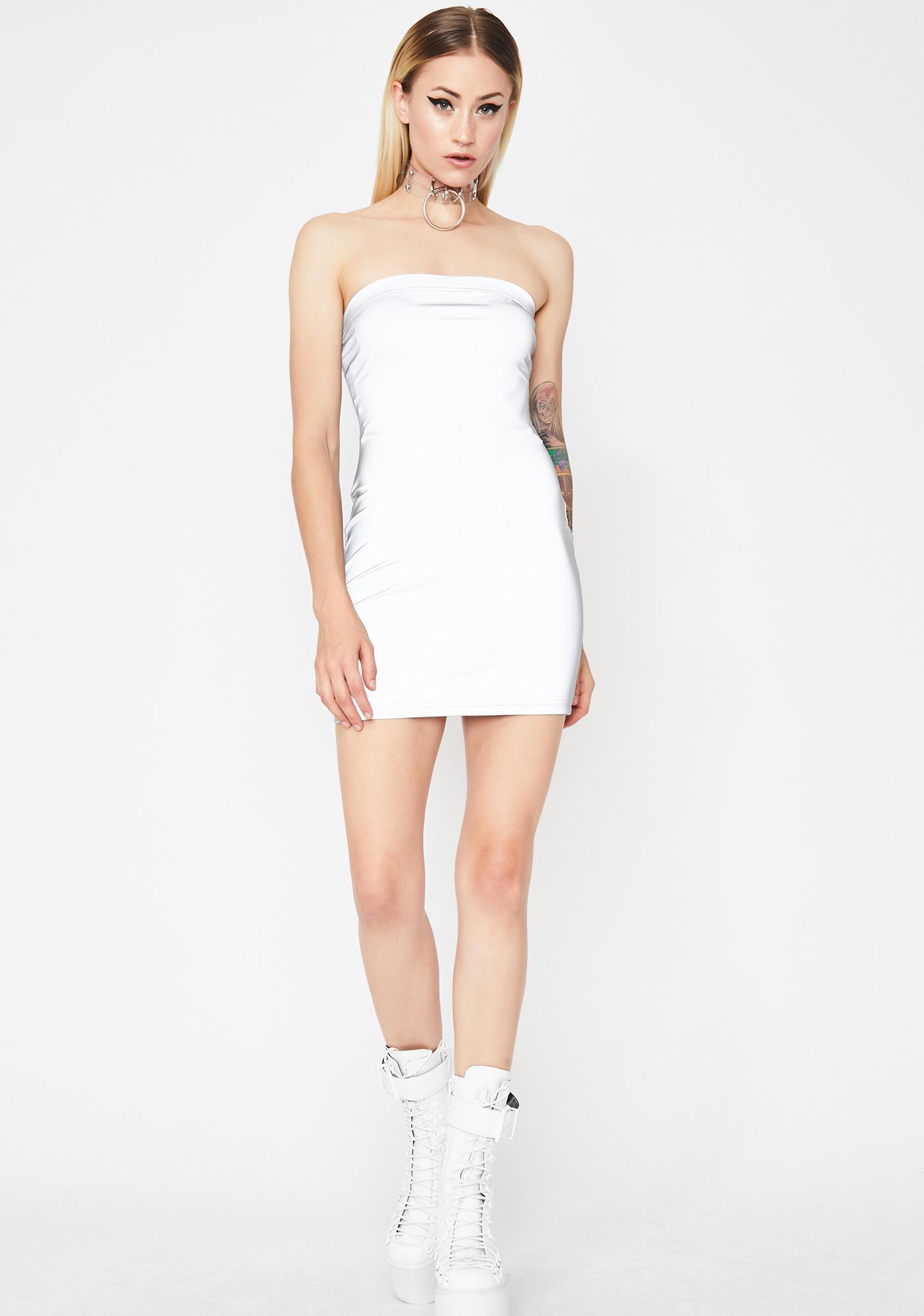 Power Surge Reflective Dress