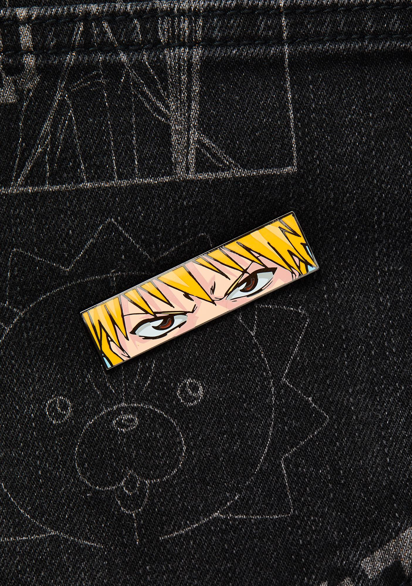 HYPLAND X Bleach Ichigo Eyes Pin