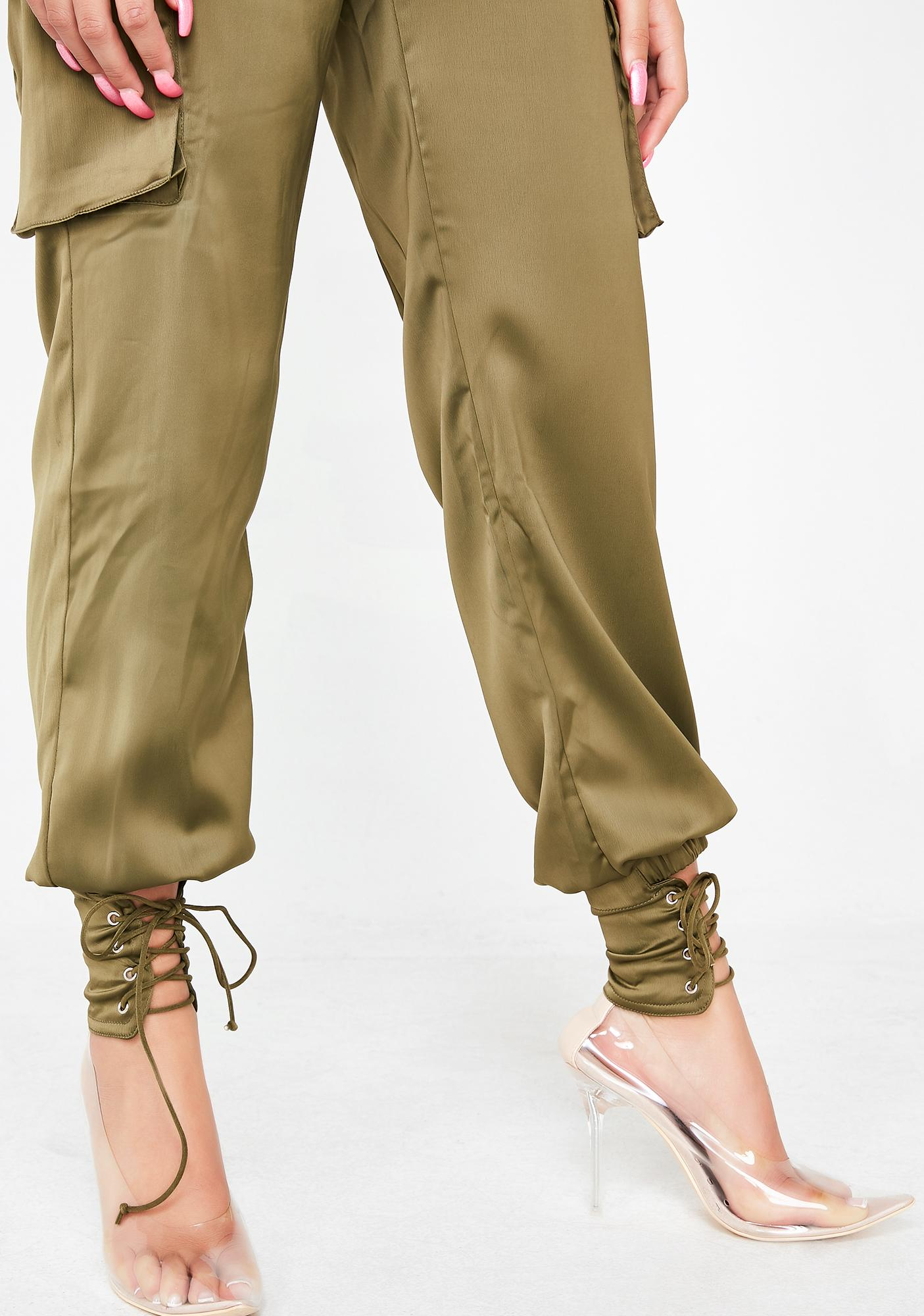 Kush No Need Cargo Pants