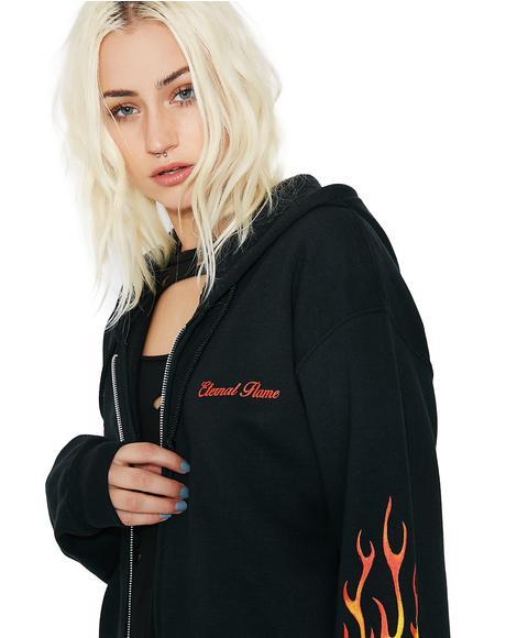 Eternal Flame Hoodie