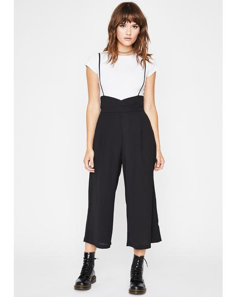 Let's Talk Biz Wide Leg Pants