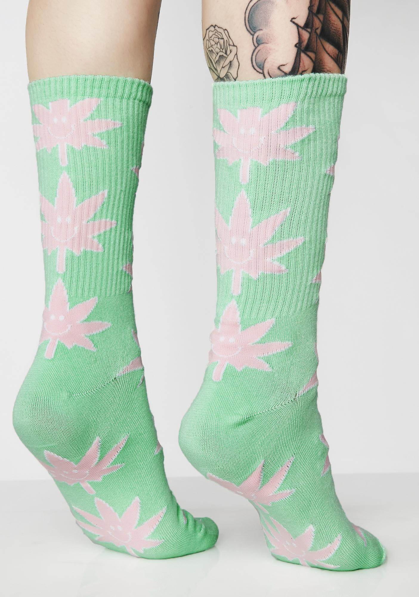 HUF Julep Plantlife Mr. Nice Guy Socks