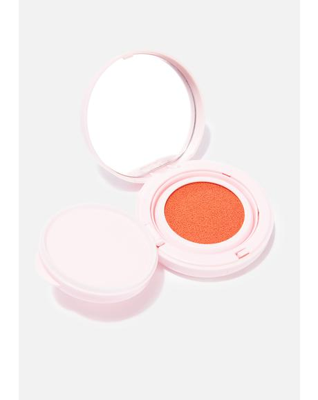 C'Est La Peach Tres Cheek Cushion Blush