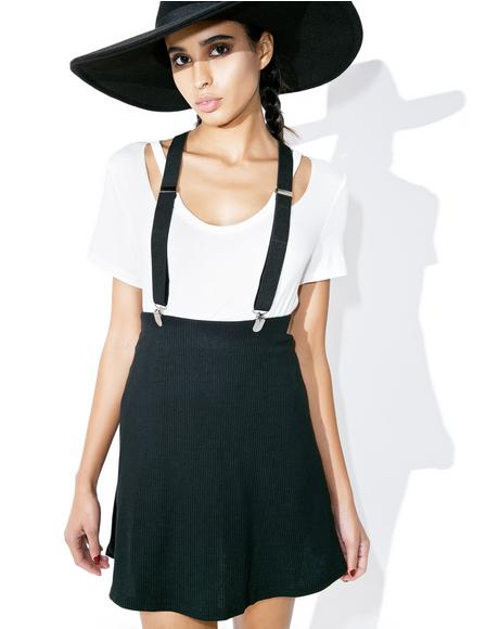 Grip Of Death Suspender Skirt