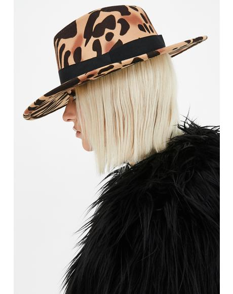 Party Foul Wide Brim Hat