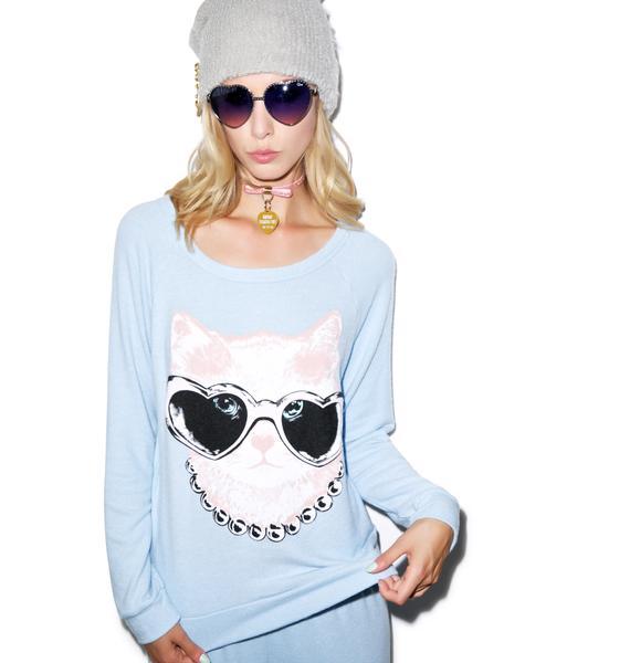 Lauren Moshi Brenna Cat Pullover