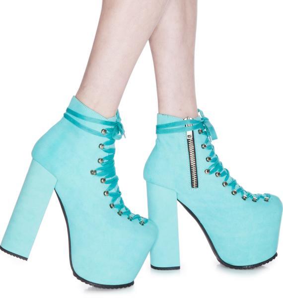 UNIF The Hellbound Platform Shoes