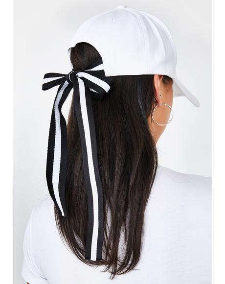 Chill Game Gossip Striped Hat