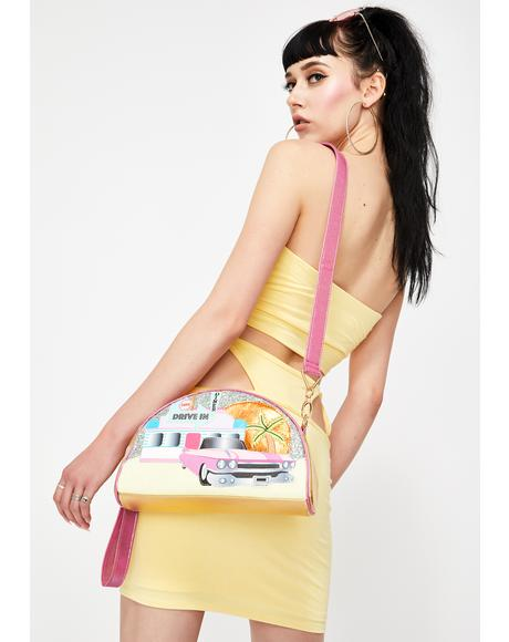 Miami Slice Shoulder Bag