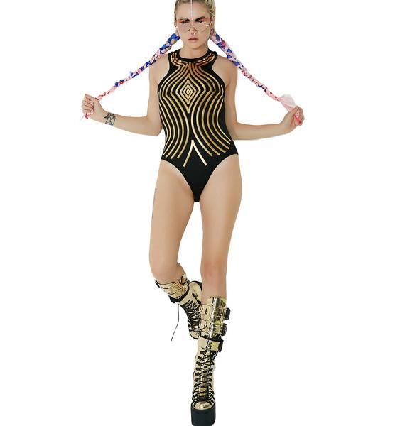 Pharaoh Bodysuit