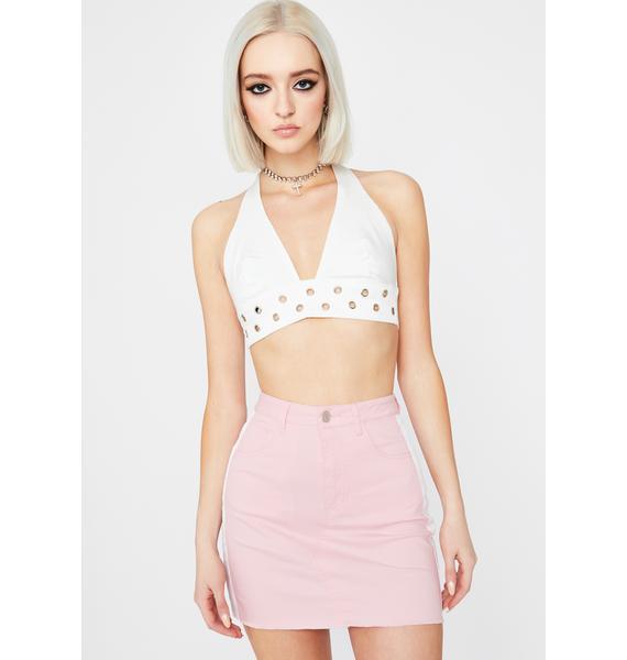Sporty Gurl Mini Skirt