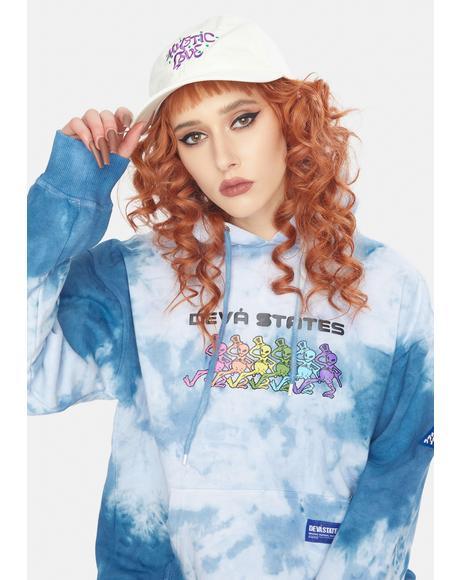 x Playdude Mystic Love LP Polo Cap