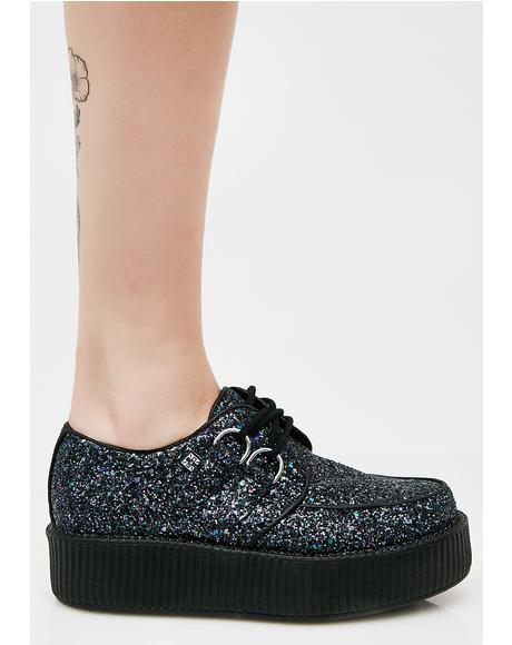 Jewels Glitter Viva Mondo Creepers