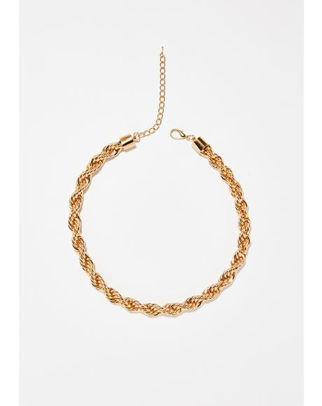 Big Baller Chain Necklace