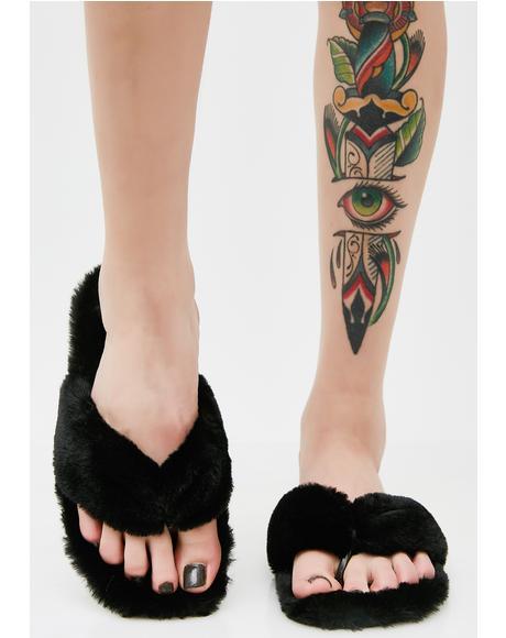 Cool Strut Slippers