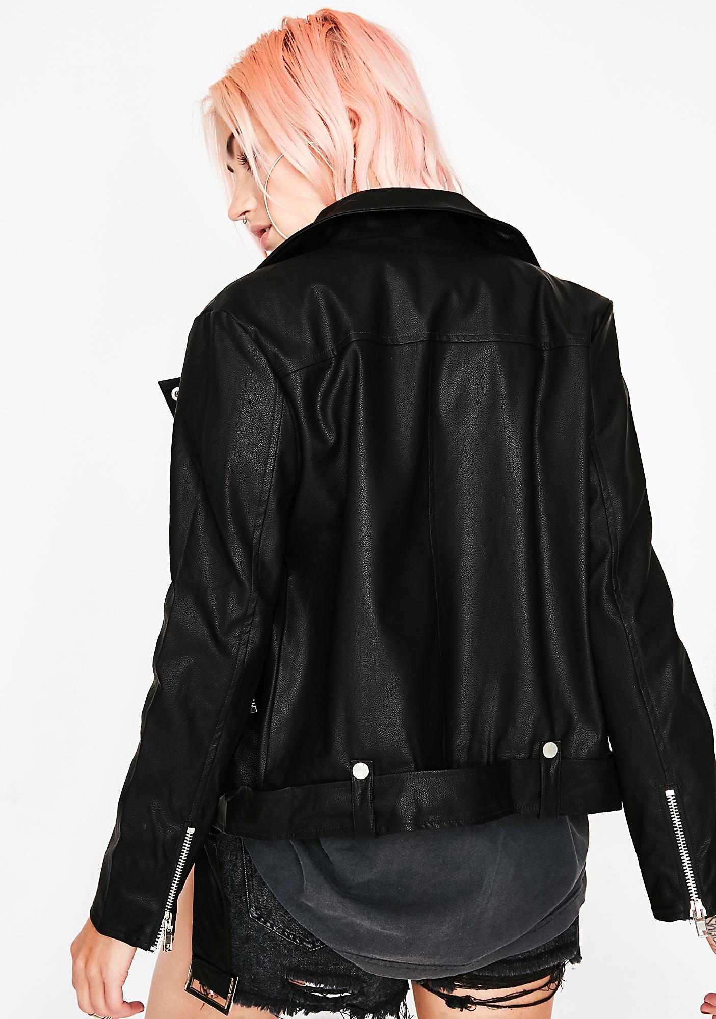 Low Rider Moto Jacket