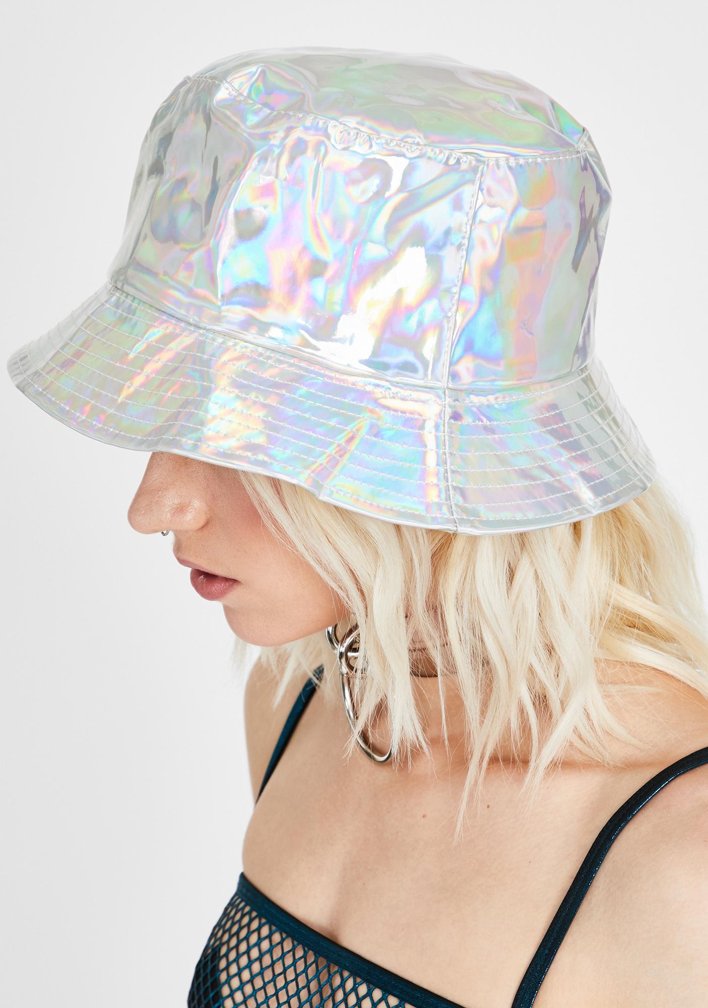 Galactic Girl Bucket Hat