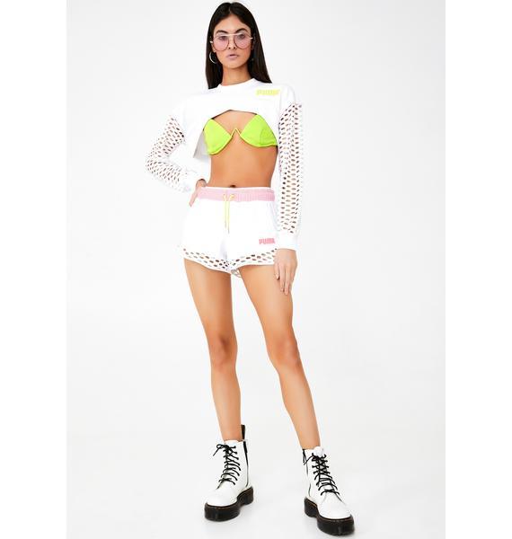 PUMA X Sophia Webster Shorts