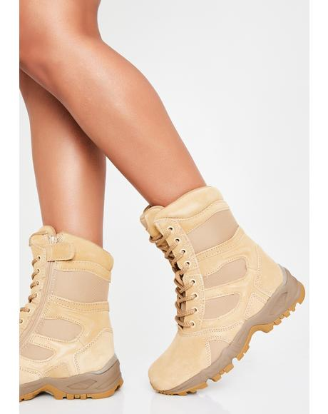 Forced Entry Combat Boots