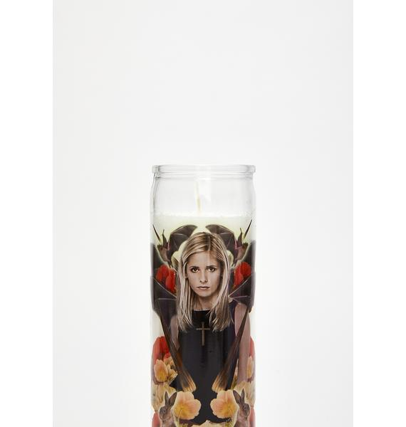 Last Craft Buffy Altar Candle