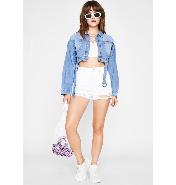 Kewl Klub Denim Jacket