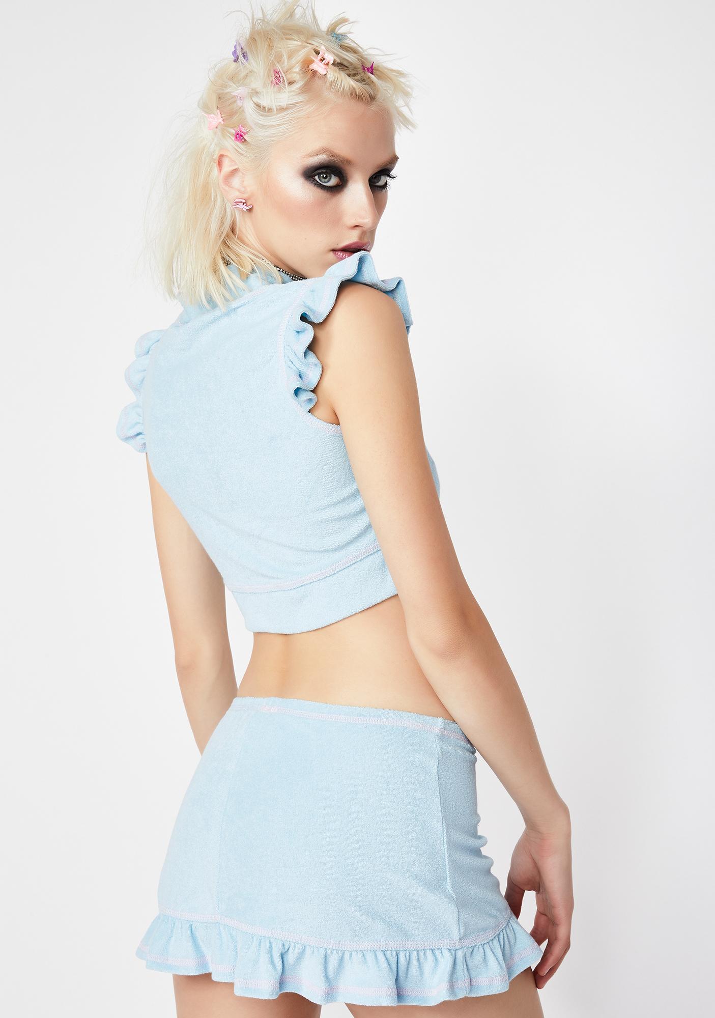 Sugar Thrillz Ritchie Betch Mini Skirt