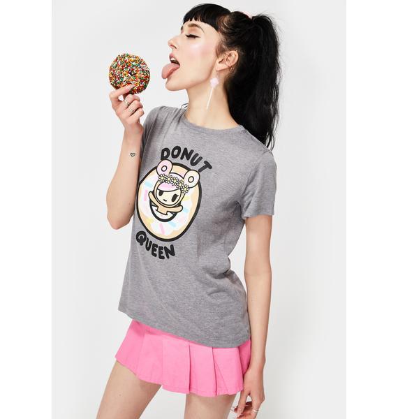 Tokidoki Donut Queen Graphic Tee