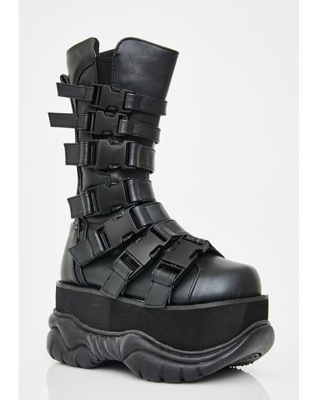 Neptune War Platform Boots