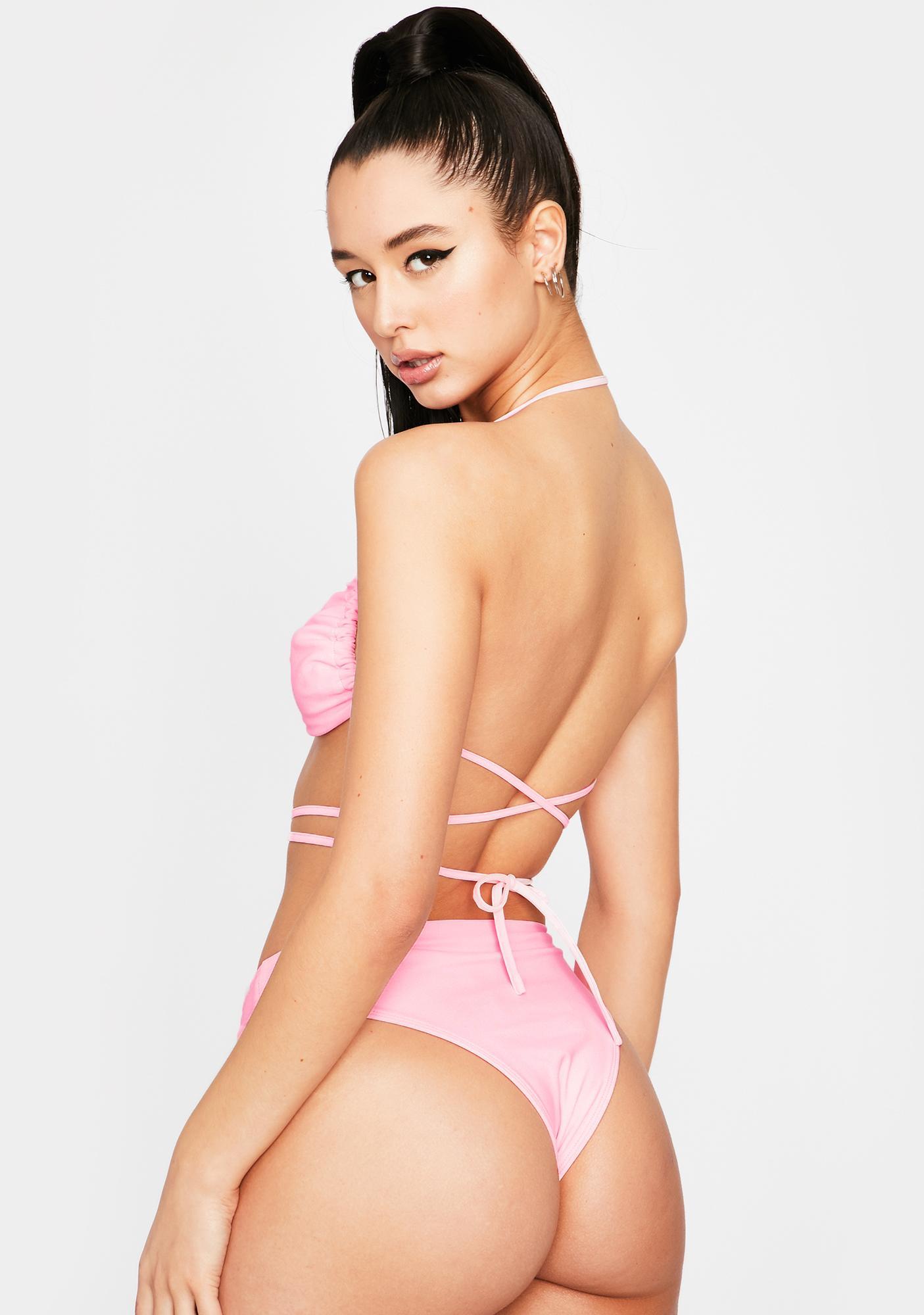 Sweet Total Bombshell Bikini Set