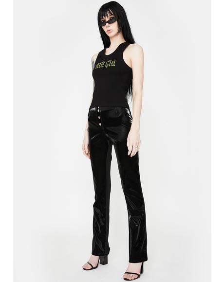 Castor PVC Pants