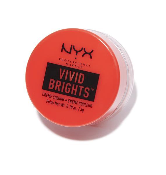 NYX Cyberpop Vivid Brights Creme Colour