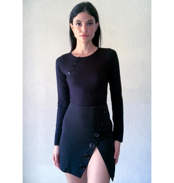 Poster Grl Professional Finesse Long Sleeve Bodysuit