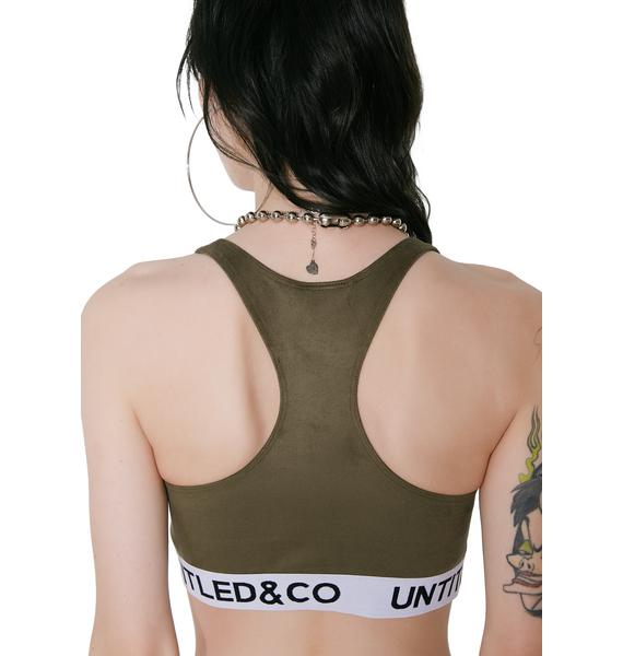 Untitled & Co Military Venus Bra