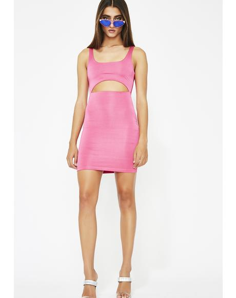 Literally Lavish Mini Dress