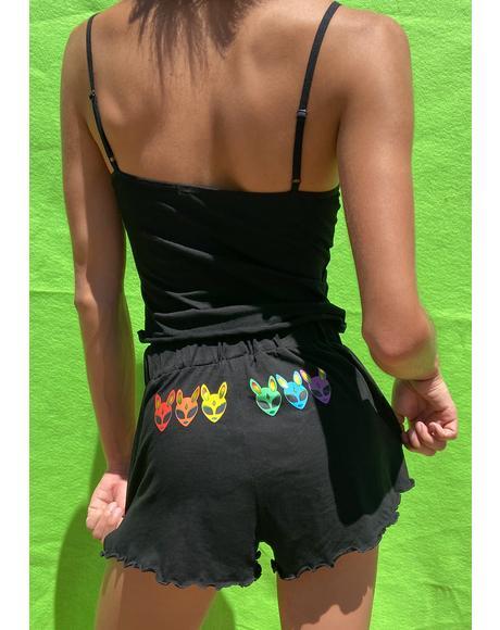 Misfits Unite Lounge Shorts