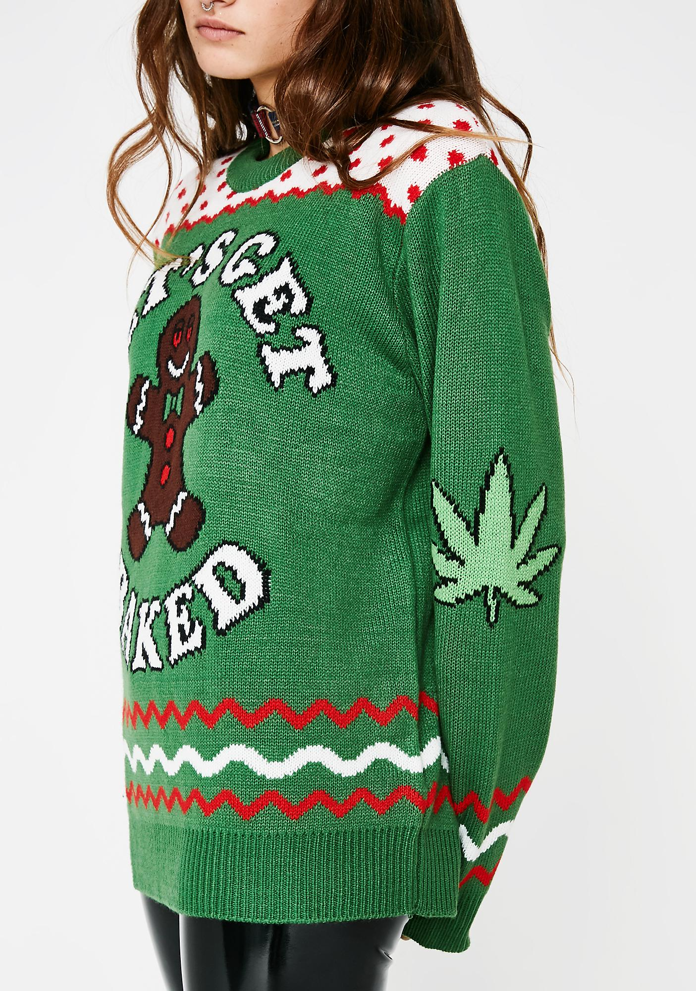 Lets Get Baked Sweater