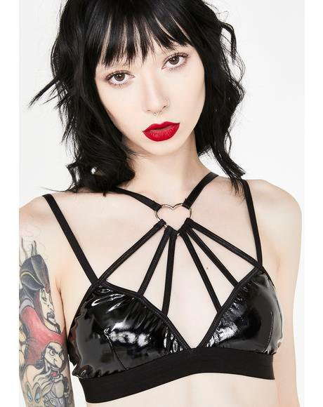 Love Bitez Harness Bra