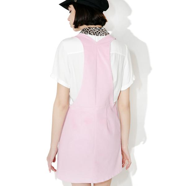 Valfré Lulu Pinafore Dress