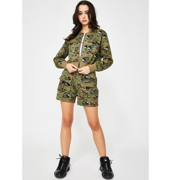 Nana Judy Digital Camo Skyla Jacket